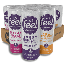 Feel Energy Variety 12 Pack o