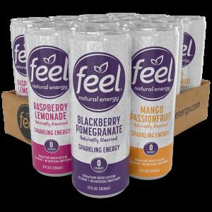 Feel Energy Variety 12 Pack o